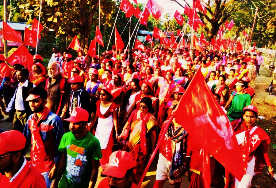 As the Red Sun Sets in the East, the Left in India Needs to Reinvent Itself