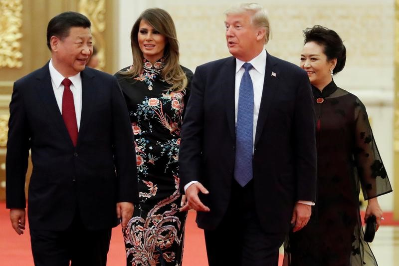 US Escalates China Trade Showdown With Tariffs on $50 Billion in Imports