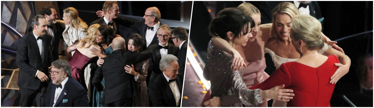 What Called for Cheers and What Disappointed at the 90th Academy Awards