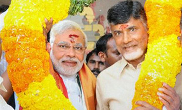 TDP Pulls Out of Modi Government at Centre, Naidu Says Decision on Alliance With BJP Will Come Later