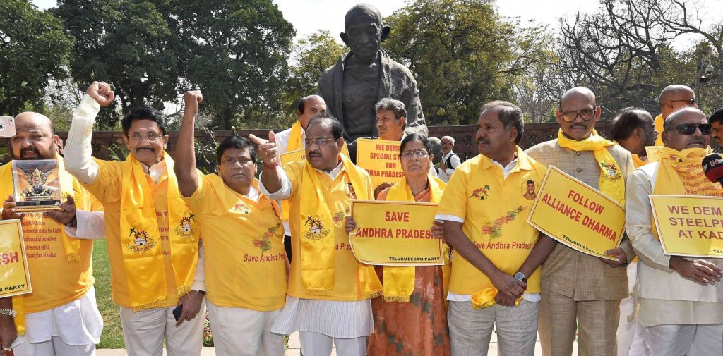 Explainer: TDP's Anger Against the Narendra Modi Govt and What It Means for BJP