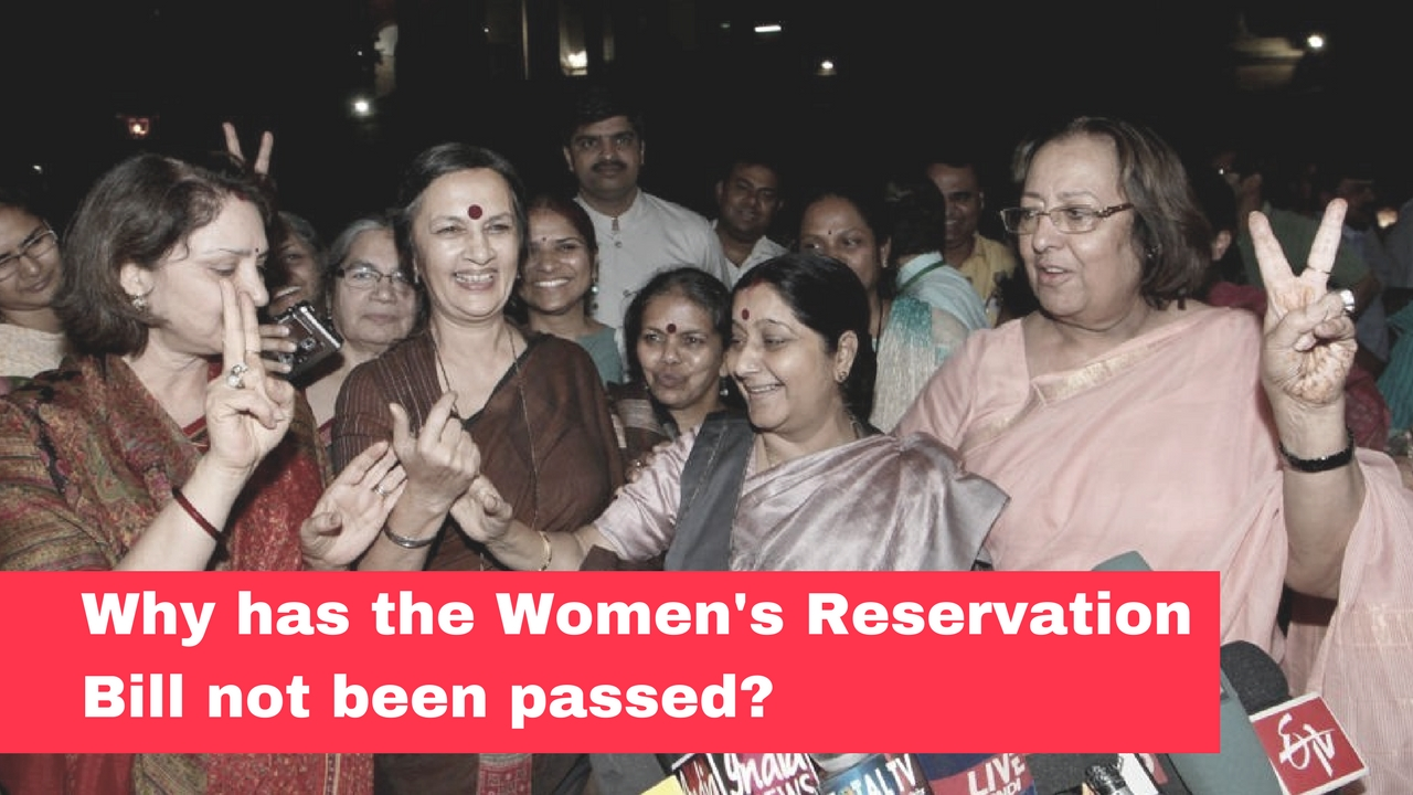 Watch: BJP Has The Numbers to Pass The Women's Reservation Bill, So Why The Foot-Dragging?