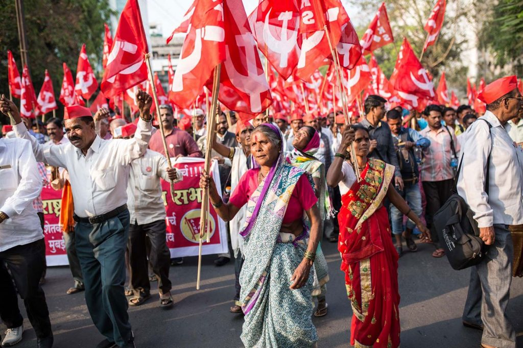 Why Tens of Thousands of Maharashtra's Farmers Are Marching Their Way to Mumbai