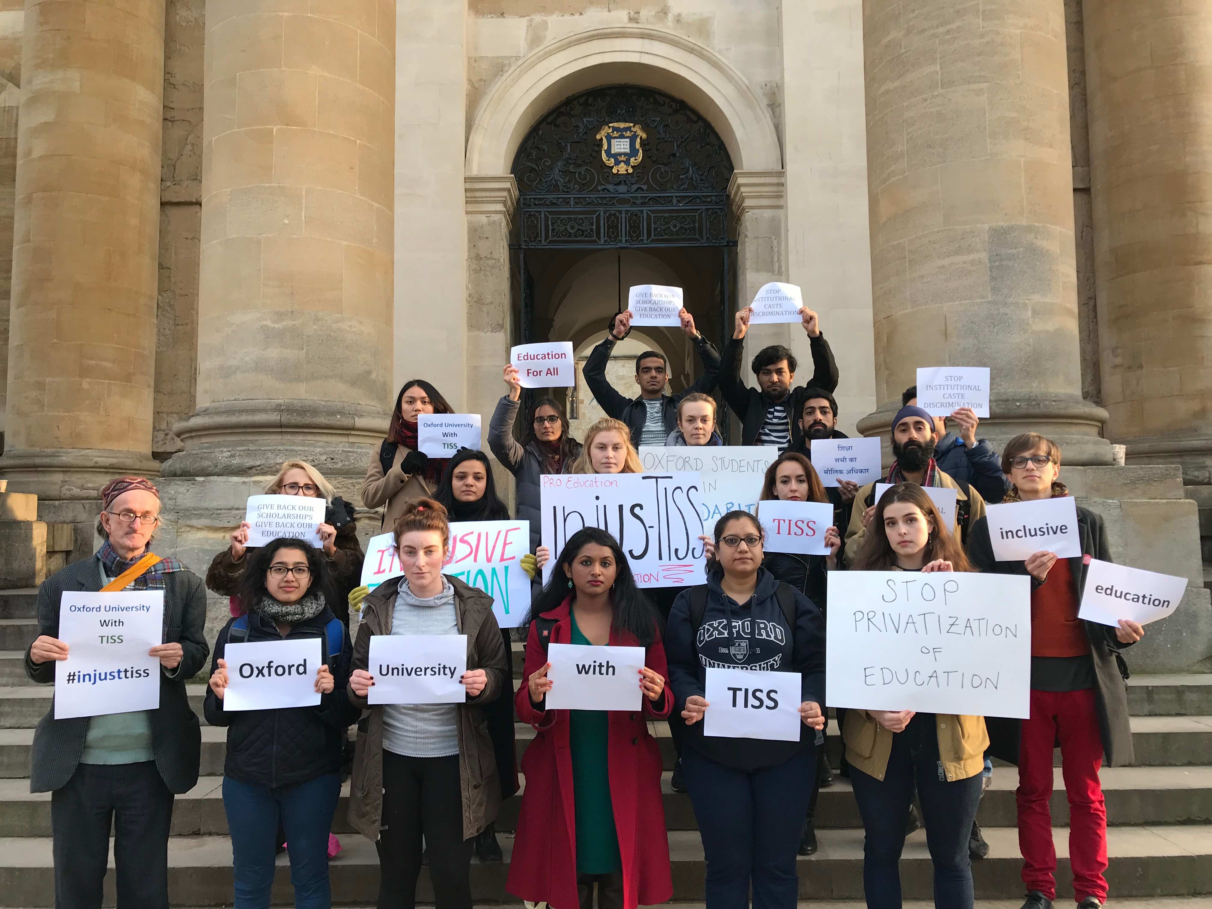 Why It's Important for Students from Across the World to Support Protests at TISS