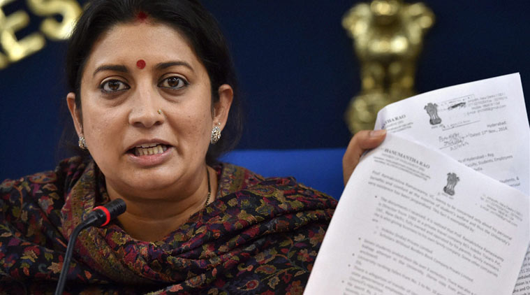 From One Ministry to Another, How Smriti Irani's T20 Hitting Style Keeps Her in the News