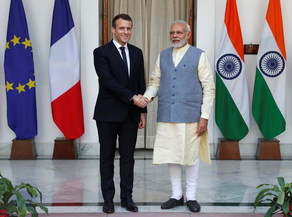 France Signs Deals in India Worth $16 Billion; to Strengthen Defence, Security Ties