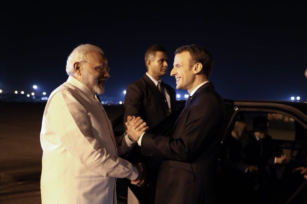 Setback for Modi, Macron as French Judge Opens Criminal Investigation Into Rafale Deal With India