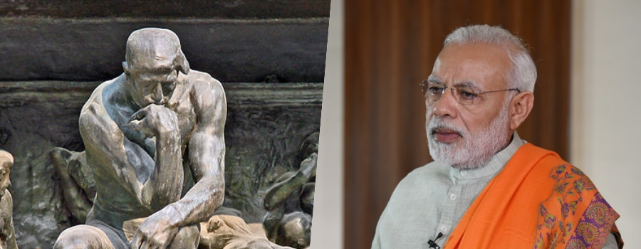 The Narendra Modi Government's Pursuit of Scriptural Authority Is a War Against Doubt