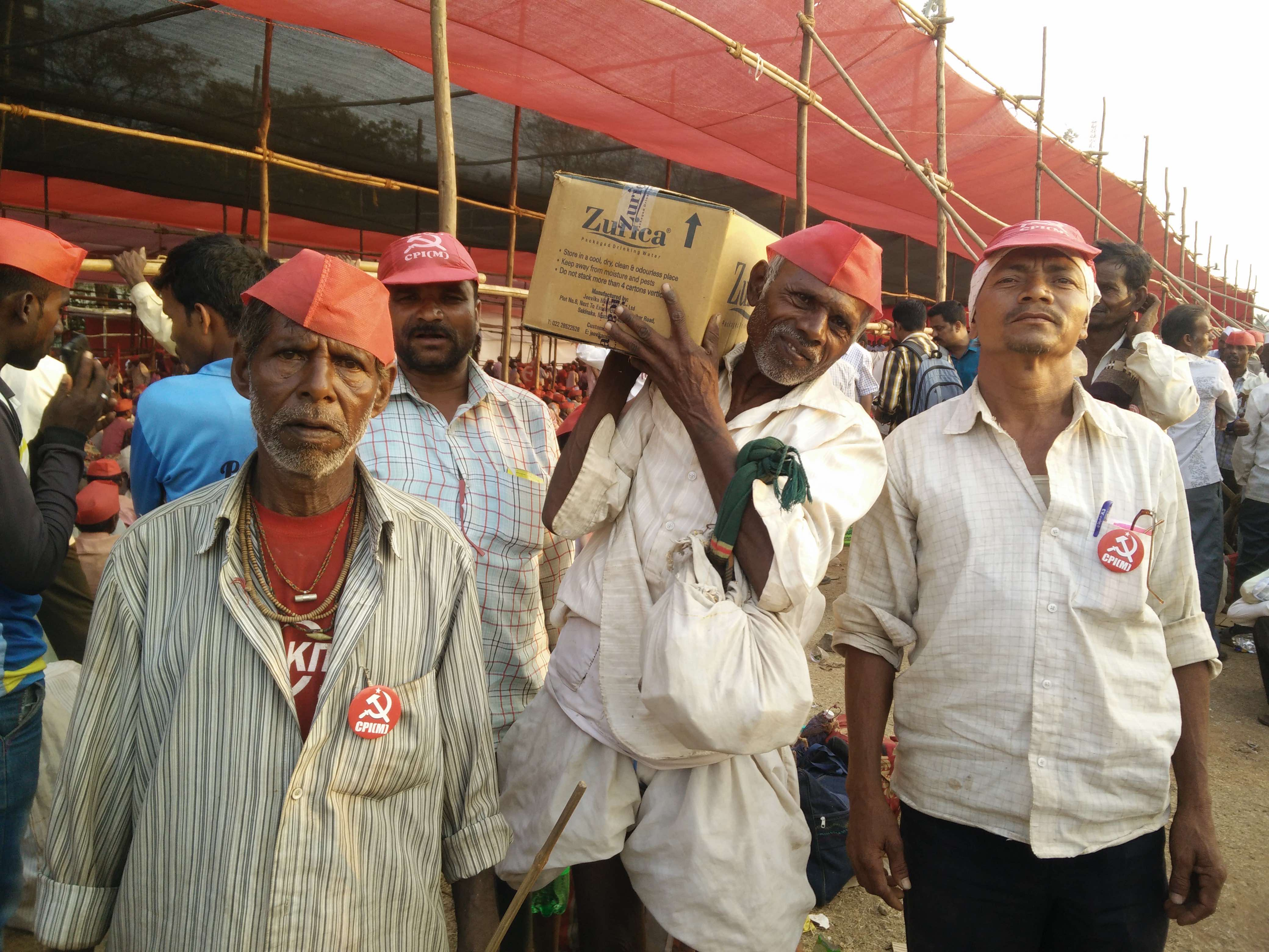 Blisters on Feet But Hopes on Land Rights Writ Large on Faces, Protesting Farmers Leave Mumbai