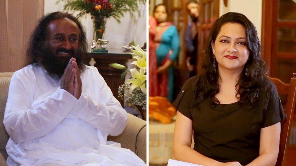 Interview: Sri Sri Ravi Shankar on Faith vs Constitution in Ayodhya