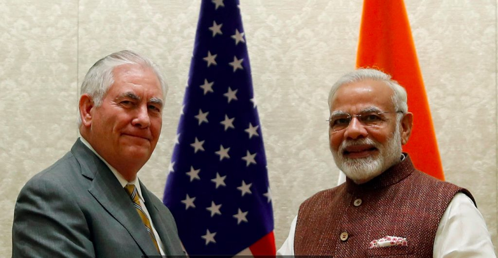 As Trump Sacks Tillerson, India and the World Get Ready for Headwinds