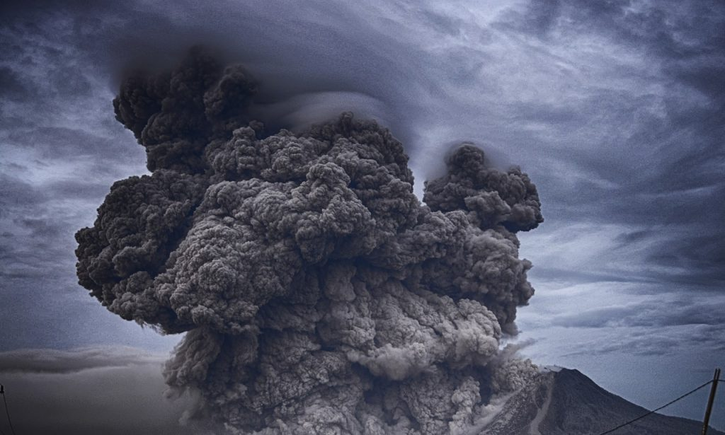 How Ancient Humans Thrived Through a Supervolcanic Eruption