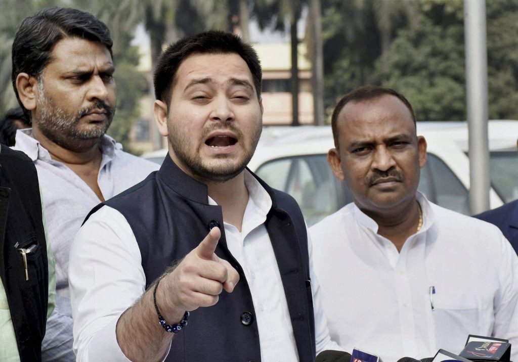 Bihar By-Poll Results a Sign That the Tide Is Turning in RJD's Favour