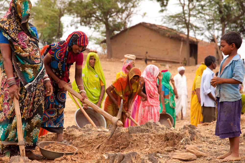 'Digital India' Actually Made MGNREGA Less Transparent
