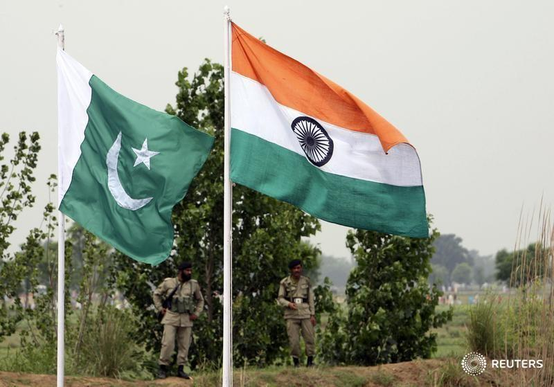 Pakistan's envoy back in India, but neighbours continue to spar