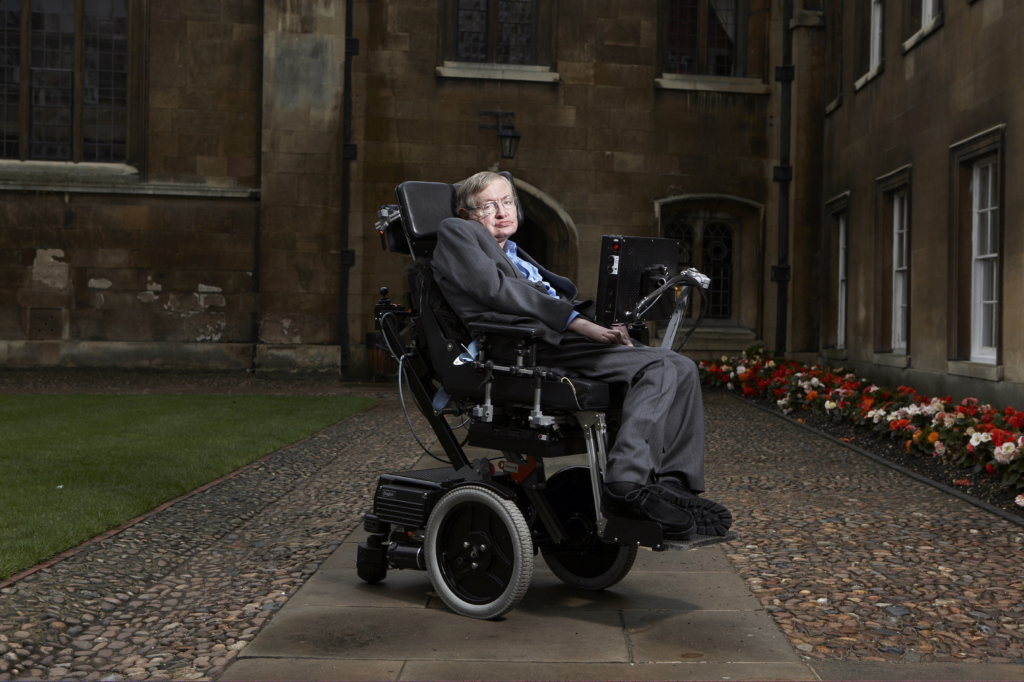 Celebrating Stephen Hawking and Also Celebrating Disability