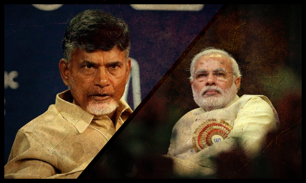 Playing Hardball, YSR Congress Left TDP With No Choice But to Leave NDA