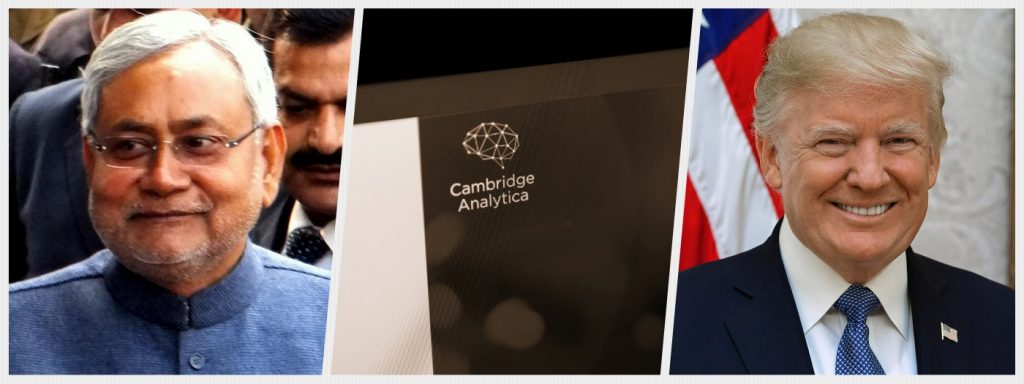 Facebook-to-Votes Scandal Turns Spotlight on Cambridge Analytica's India Inroads