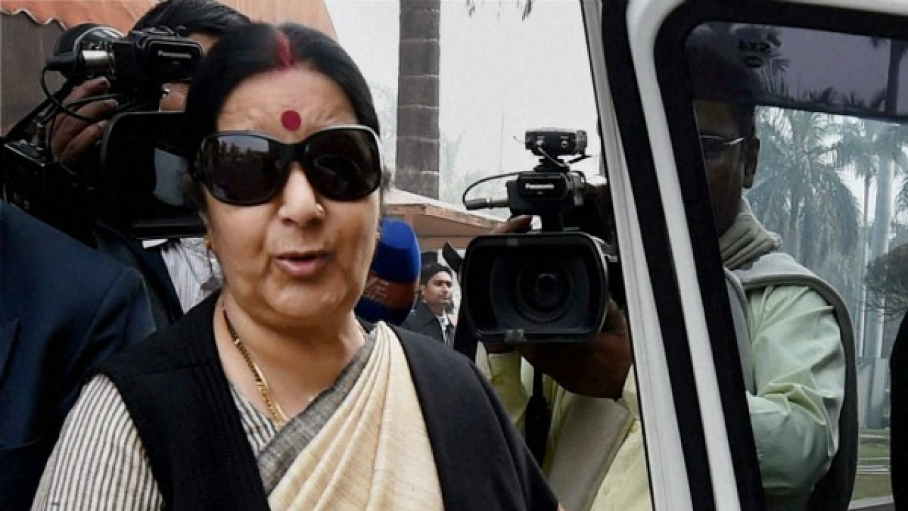 """Criticise but Not in Foul Language"": Sushma Swaraj Hits Back at Trolls"