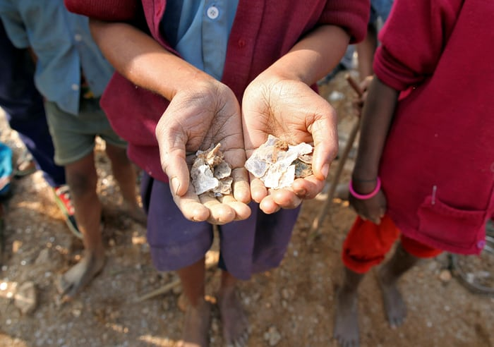 Scheduled Areas May Be Generating Mineral Wealth, But It's Not Going to STs