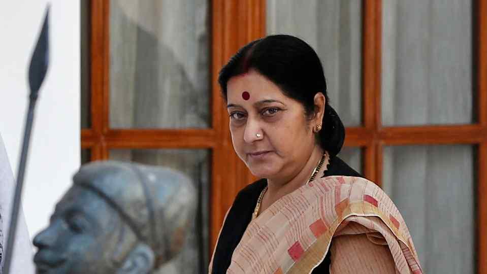 Congress to Move Privilege Motion Against Sushma Swaraj over Mosul Tragedy