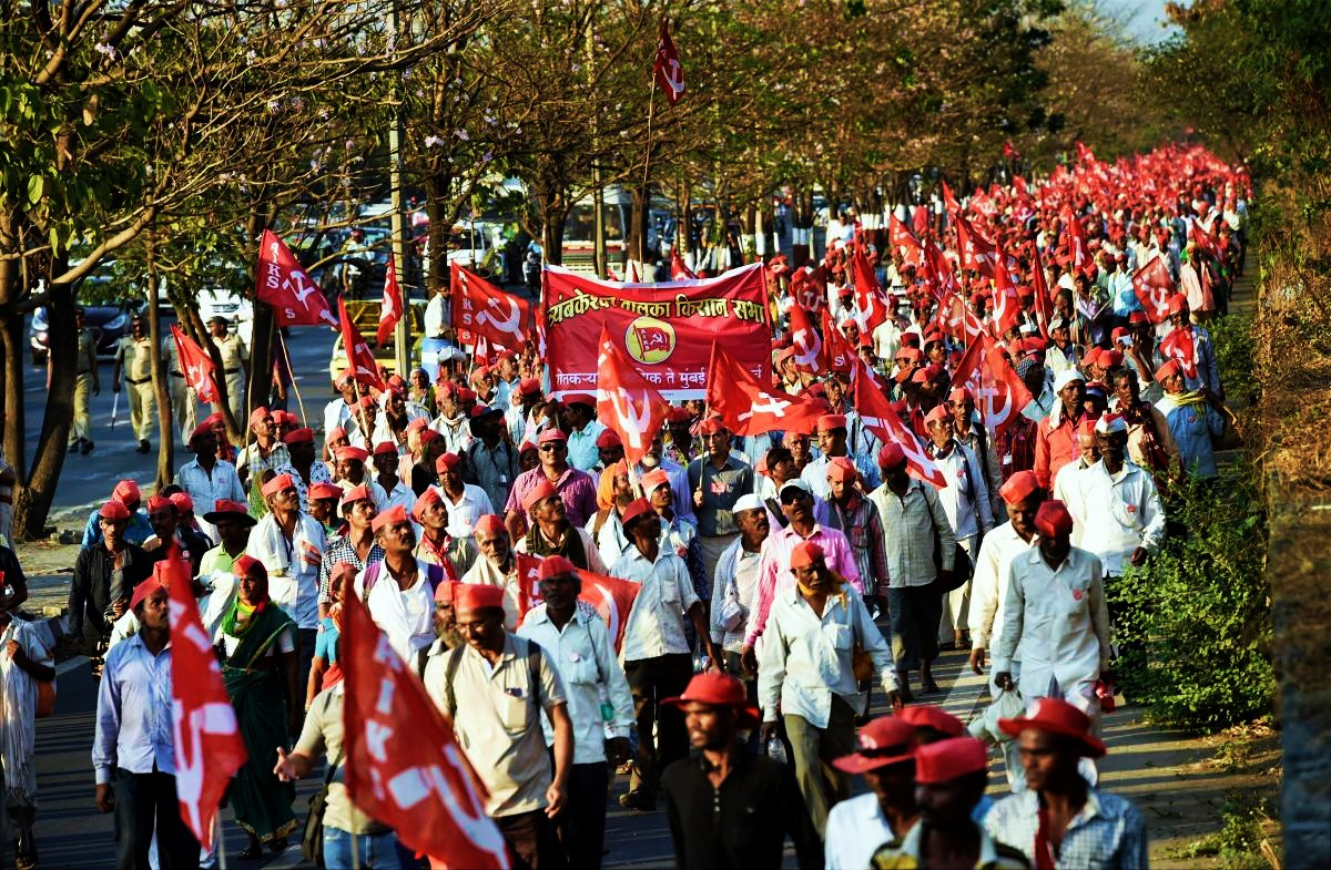 Will Farmers' Movements Be the Glue For an Alliance of Regional Opposition Parties?