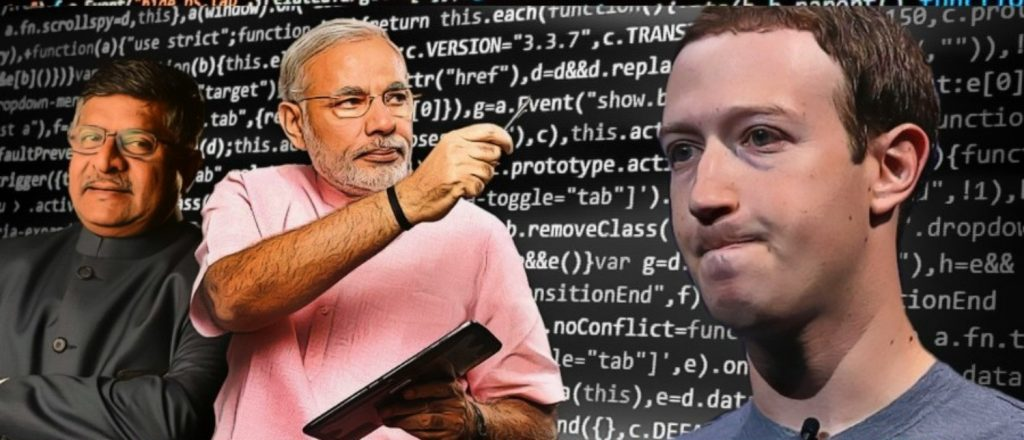 After Warning Zuckerberg, India Softens, Redirects Ire to Cambridge Analytica
