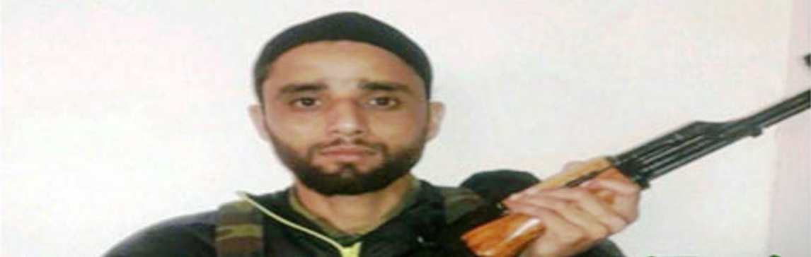 In a First for Hurriyat, Son of Geelani's Successor Takes to Arms