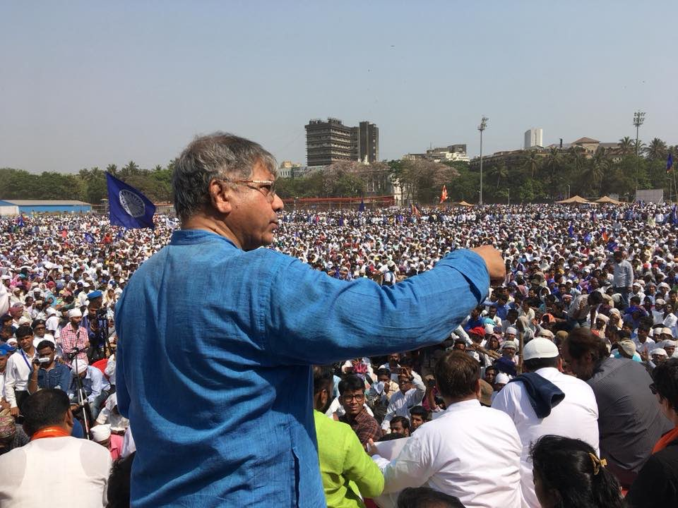 Why Prakash Ambedkar Must Ally With Congress and NCP