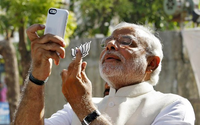 Privacy Concerns be Damned: How the NaMo App is Being Used to Foster Modi Cult
