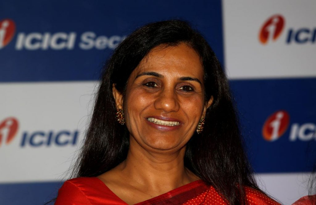 ICICI Bank Board Backs CEO amid Nepotism Rumours