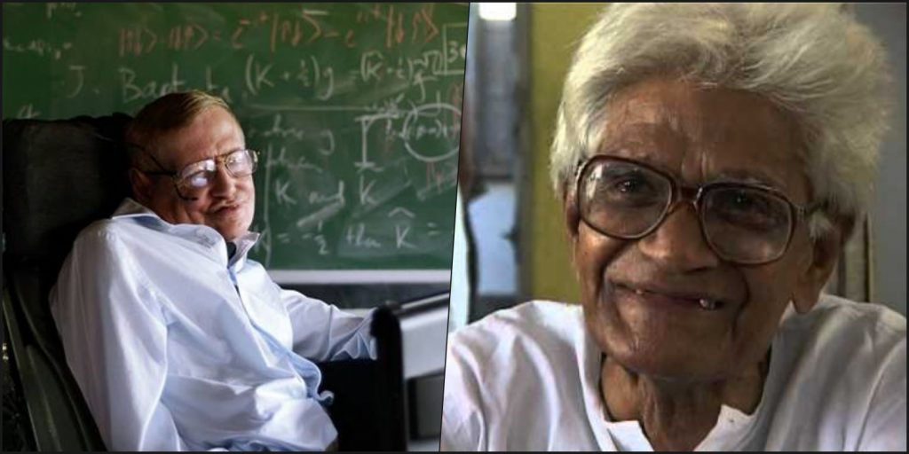 The Little Known Calcutta Scientist Whose Shoulders Hawking Stood On