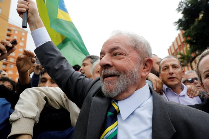 Interview: Why Lula's Conviction Hasn't Stopped Him From Campaigning