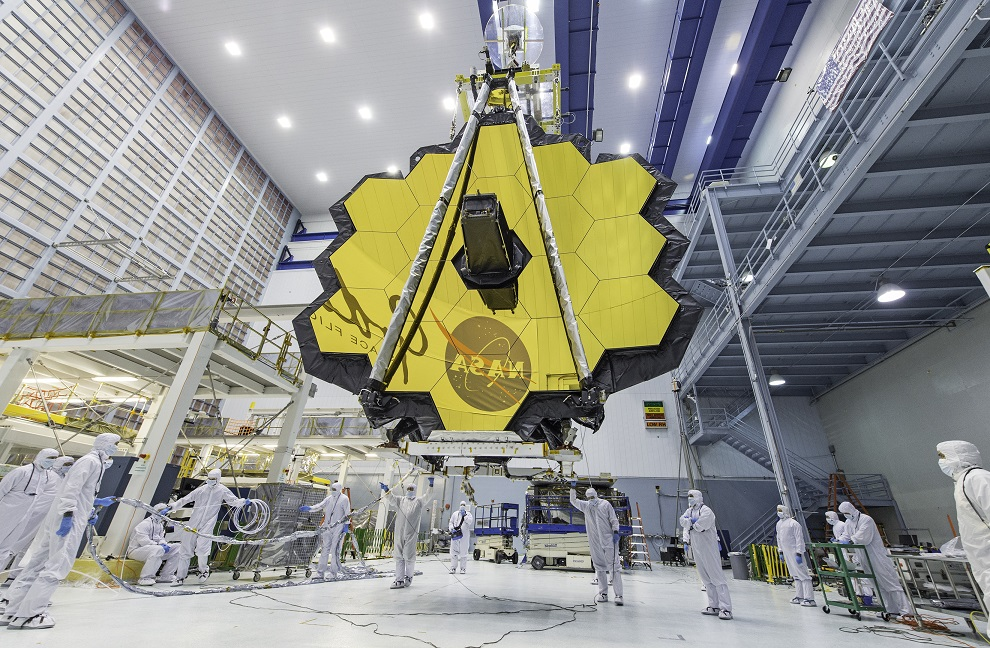 Launch of NASA Telescope Hailed as Hubble's Successor Pushed to 2020