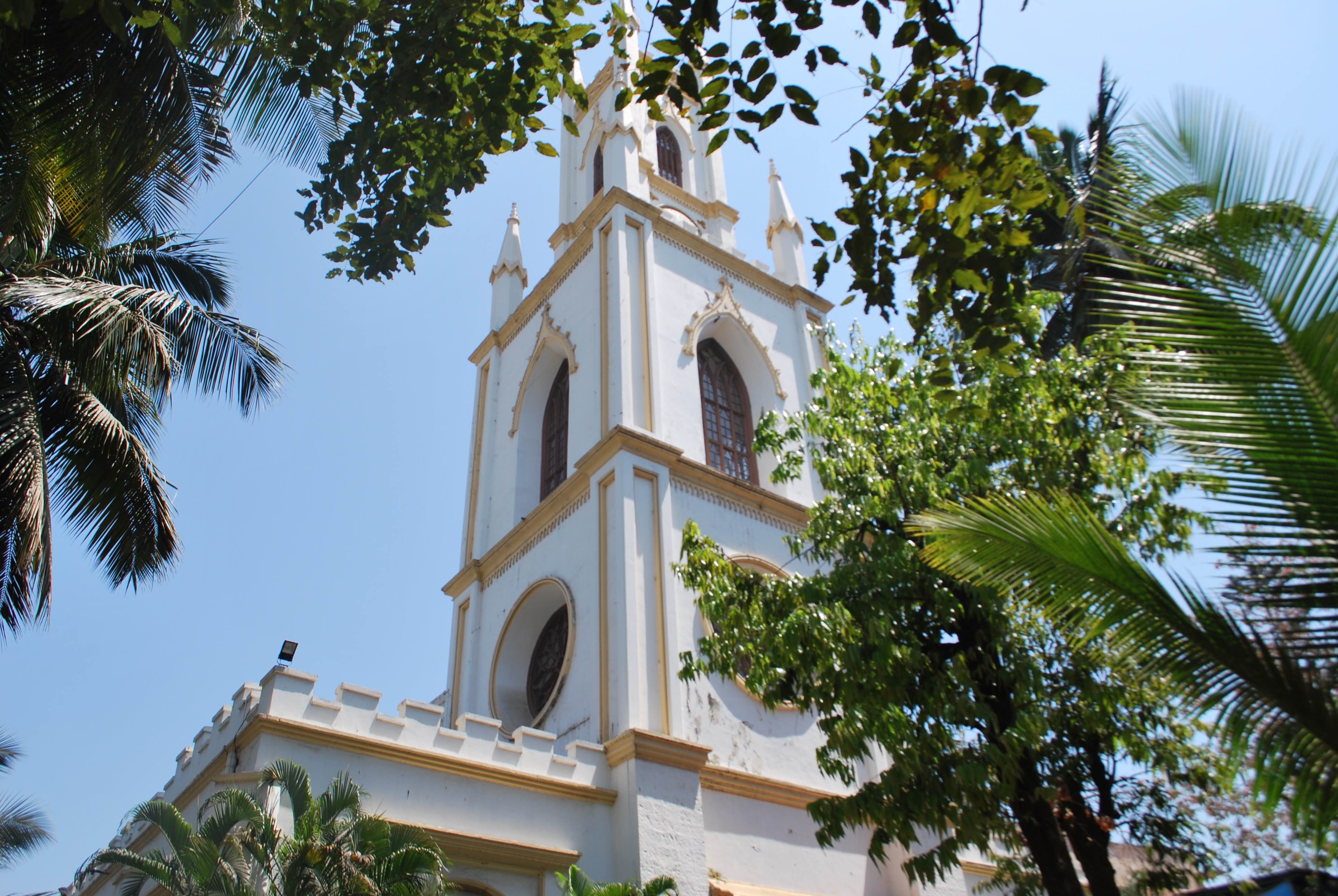 The Mumbai Cathedral That Has Stood Witness to the City's History
