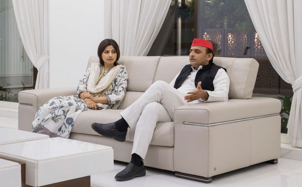 Akhilesh: 'We Will Build a Strong Coalition With Mayawatiji and Defeat BJP in 2019'