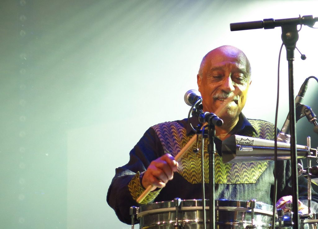 The Father of Ethiopian Jazz, Mulatu Astatke, Remains a Musician in Motion