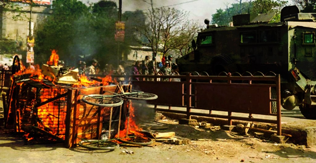 BJP Is Using Communal Violence to Torpedo Emerging Alliances in Bihar, UP