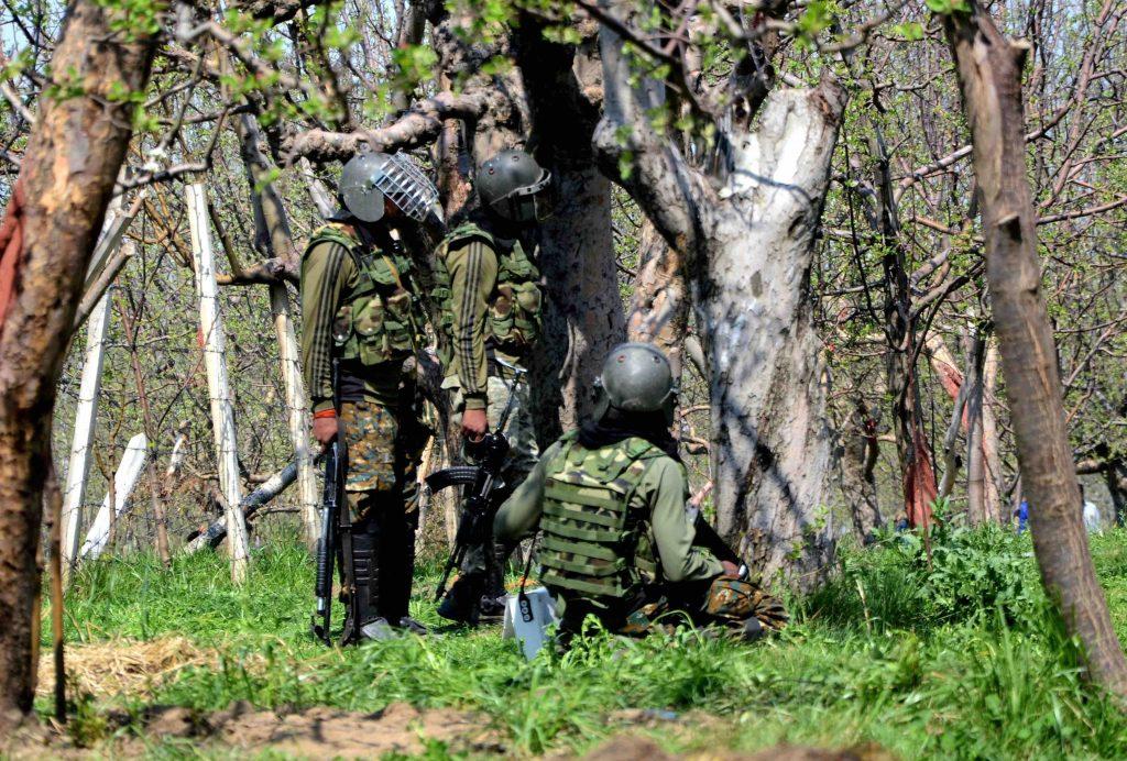 Two Militants Killed in Overnight Operation in J&K's Shopian