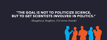 Turning Scientists Into Politicians