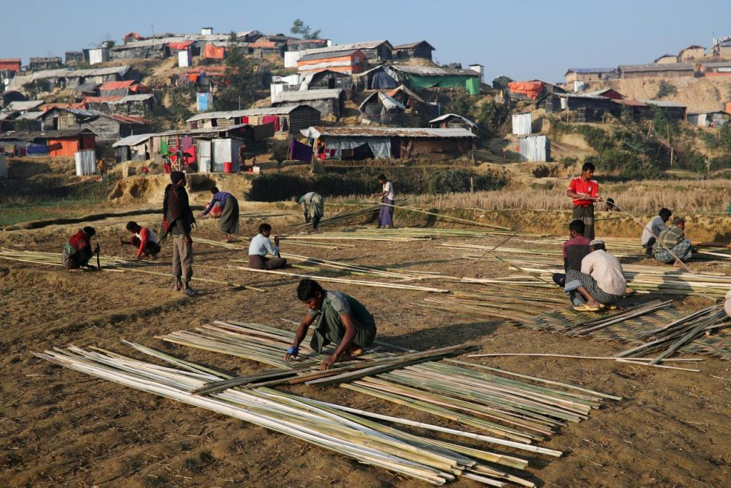 Monsoons Could Bring 'Enormous Deaths' for Rohingya Refugees