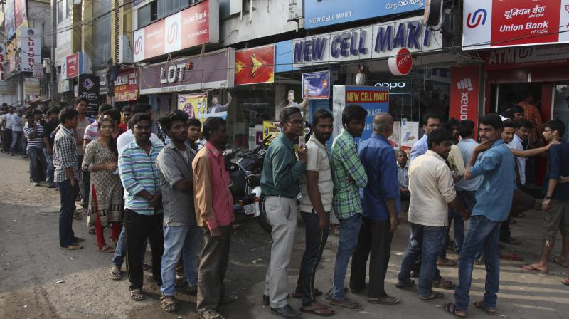 Panic Over Losing Money if Bank Fails Creates Cash Crisis in Andhra, Telangana
