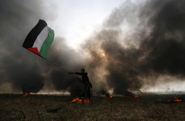 Israeli Fire Kills Palestinian at Gaza Border