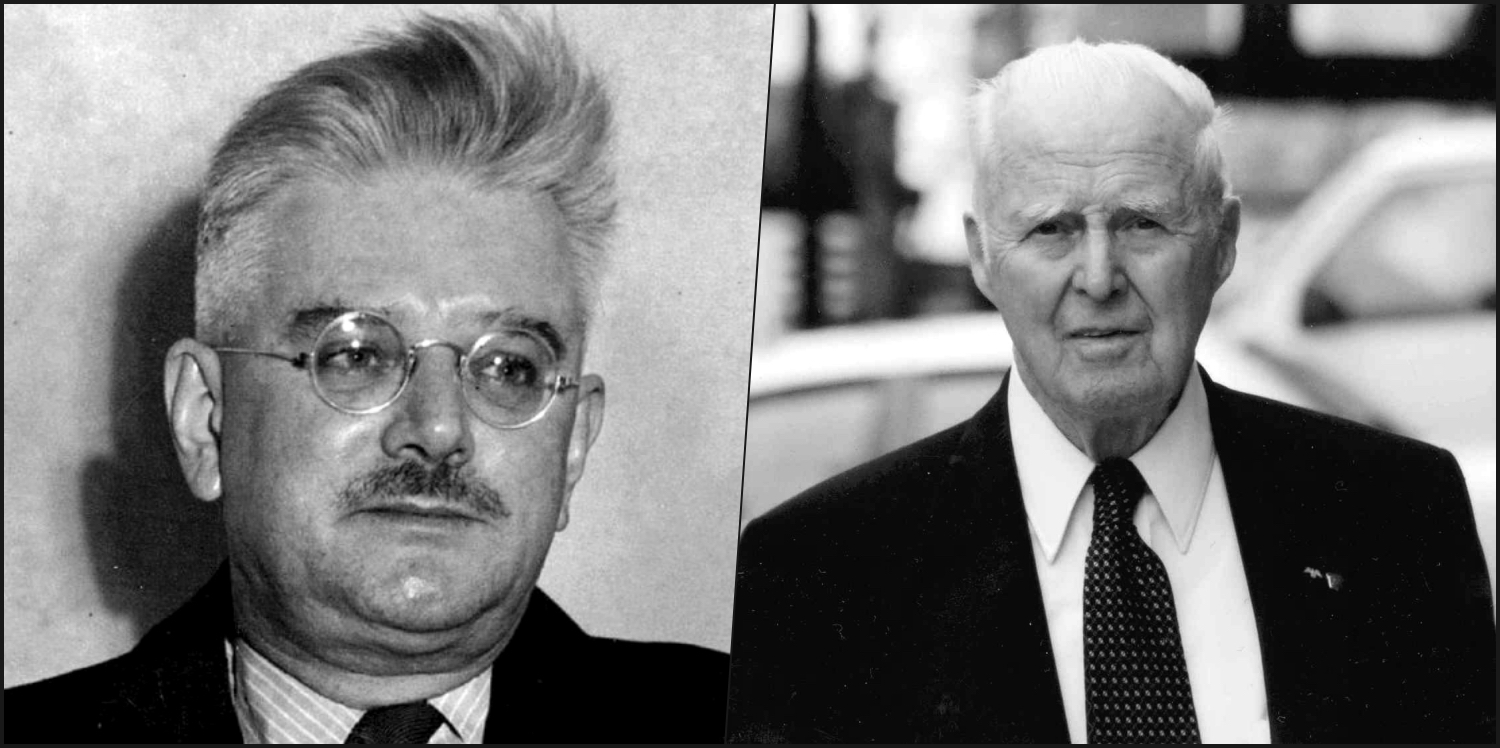 Review: The Two Giants of 20th Century's Prime Politico-Scientific Movement