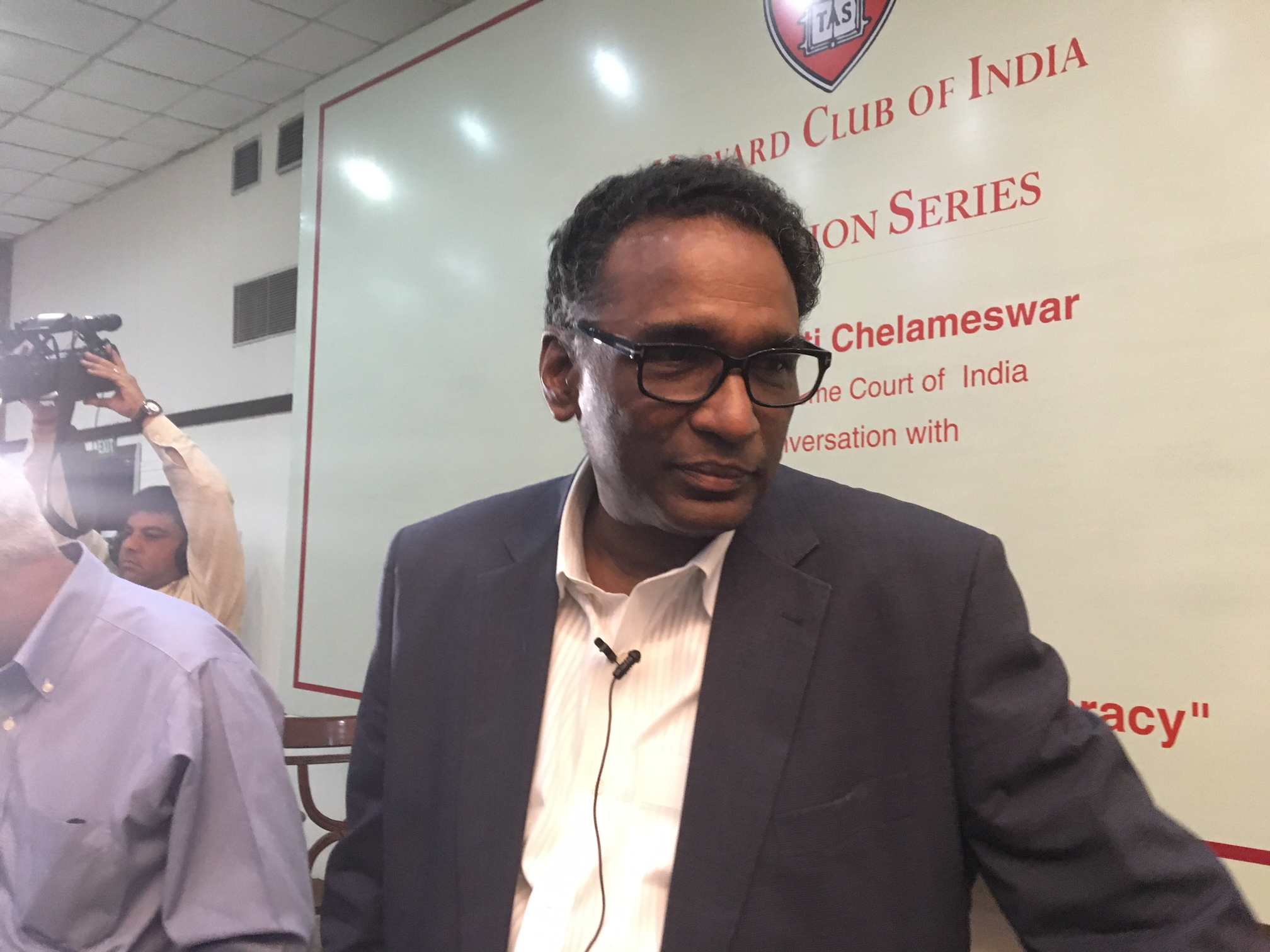 Chelameswar: 'Not Elevating Justice Gogoi to CJI Would Prove Our Charges True'