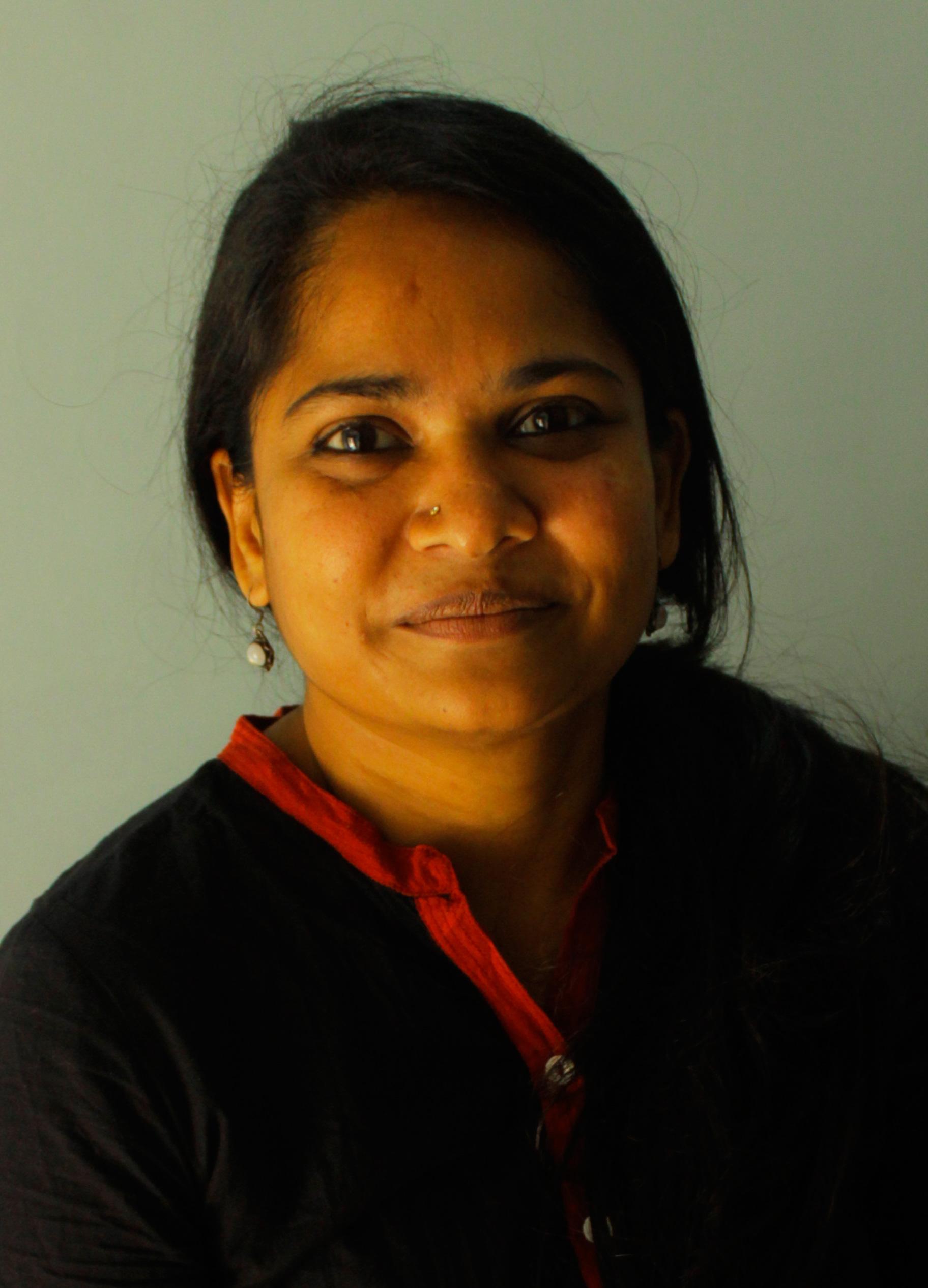Krishnapriya C.P.