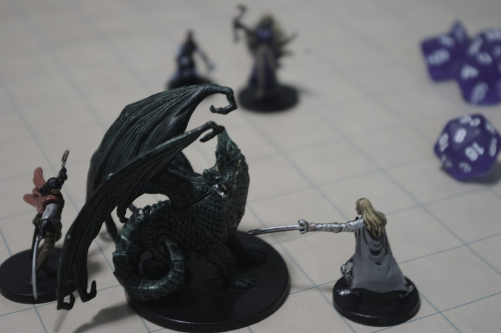 Dungeons and Dragons, Not Chess and Go: Why AI Needs Role Play