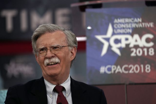 John Bolton's Appointment Signals the End of the American Century