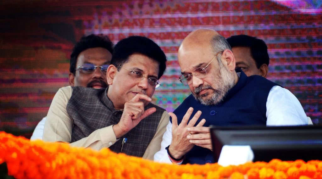 Congress Alleges Piyush Goyal Link to 11 Companies Run by Defaulting Promoters