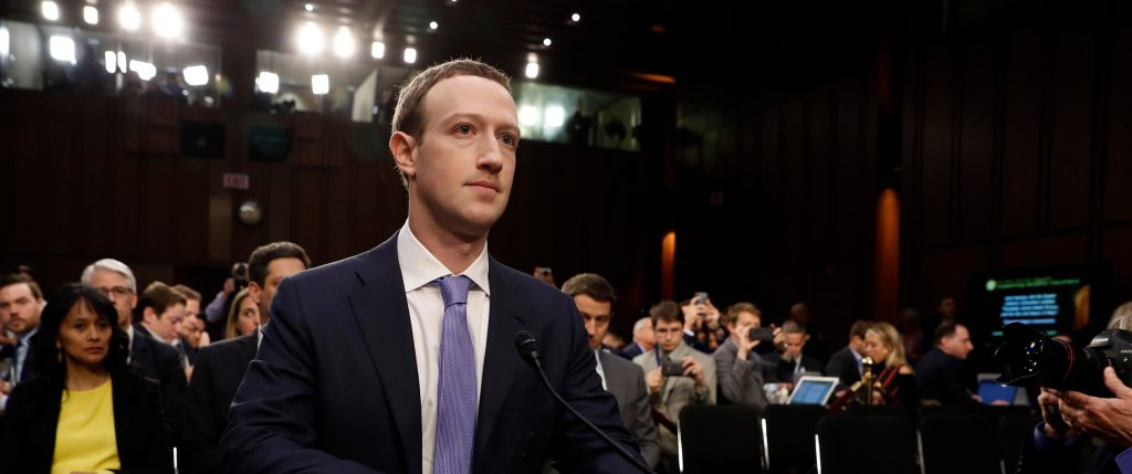Mark Zuckerberg's Facebook Apology Is the Linguistic Equivalent of 'S#*t Happens'